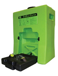 Eyewash Station - Portable 16 Gallon